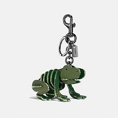 SMALL FROGGY BAG CHARM