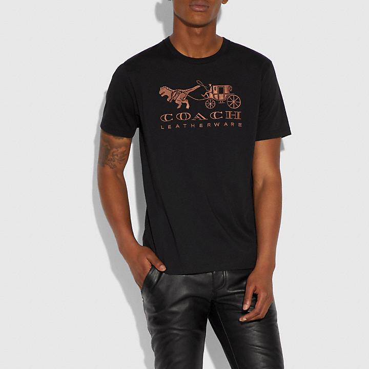 0add452347 COACH Official Site Official page|REXY AND CARRIAGE T-SHIRT
