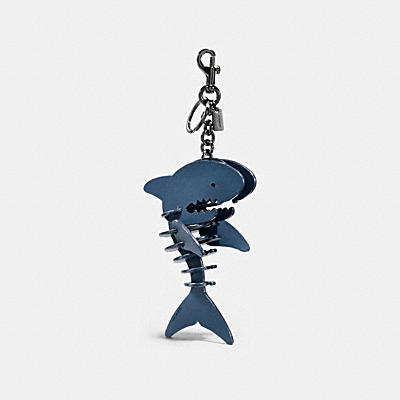 MEDIUM SHARKY BAG CHARM