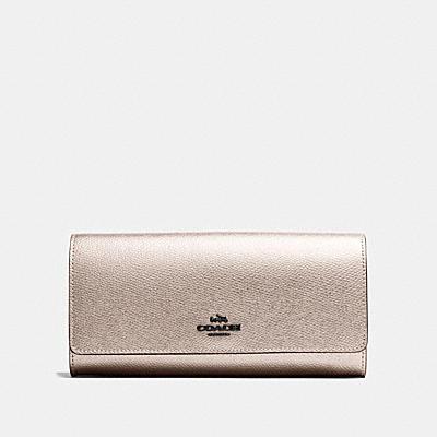 コーチ COACHの全ての財布&革小物 |フラップ ウォレット