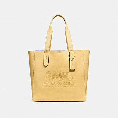 GROVE TOTE WITH HORSE AND CARRIAGE