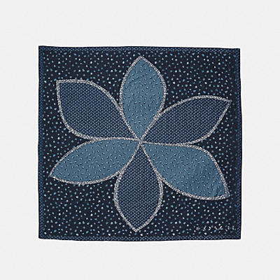 MARGUERITE PATCHWORK OVERSIZED SQUARE