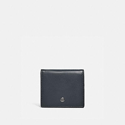 コーチ COACHの全ての財布&革小物 |オリガミ コイン ケース