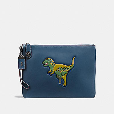 POUCH WITH REXY