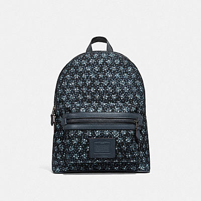 ACADEMY BACKPACK WITH OMBRE STAR PRINT