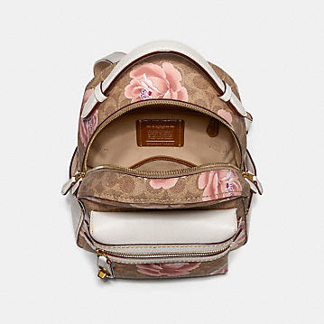 Site Page In Coach campus Official Backpack Signature 23 wxqfv