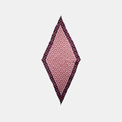 ビンテージ スターズ シルク ダイヤモンド