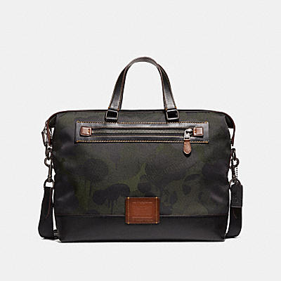 ACADEMY HOLDALL IN CORDURA® FABRIC WITH WILD BEAST PRINT