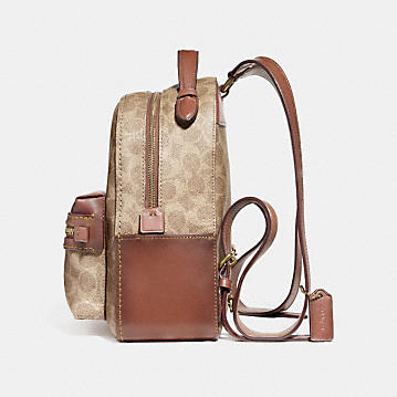 0aa2c9b9731 COACH Official Site Official page|CAMPUS BACKPACK 23 IN SIGNATURE CANVAS