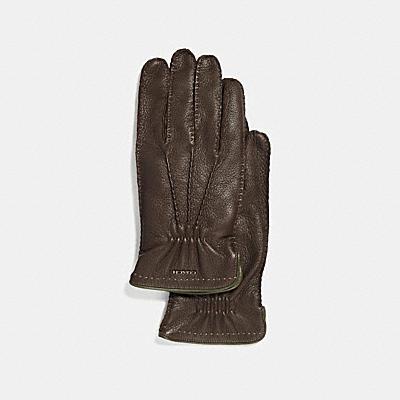 鹿皮革手套
