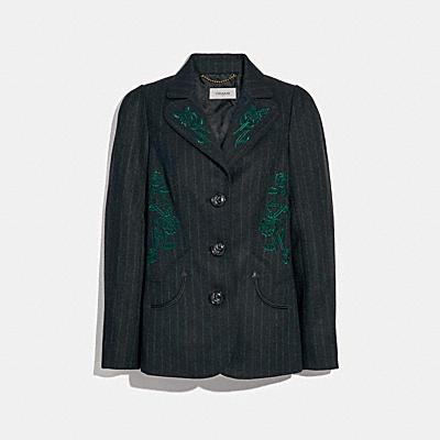 裝飾剪裁夾克