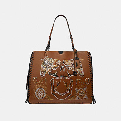 DREAMER TOTE 52 WITH TATTOO