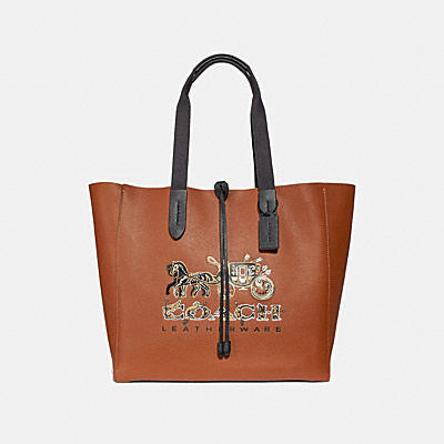 GROVE TOTE WITH TATTOO