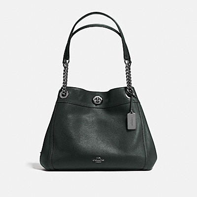 TURNLOCK EDIE SHOULDER BAG