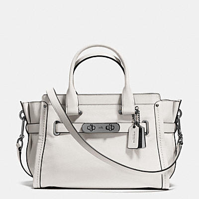 COACH SOFT SWAGGER 27 IN SOFT GRAIN LEATHER