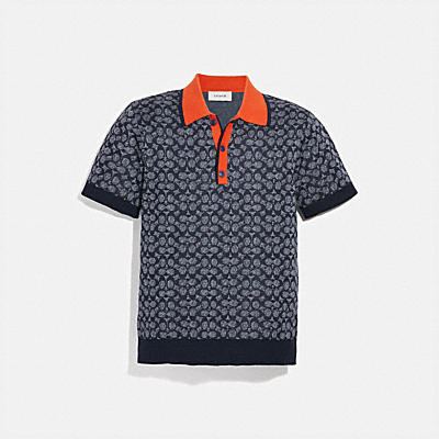 SIGNATURE KNIT POLO