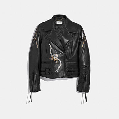 TATTOO MOTO JACKET
