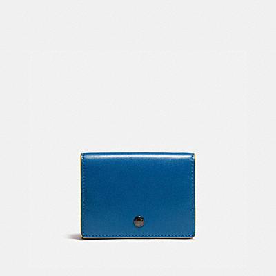 コーチ COACHの全ての財布&革小物 |オリガミ コイン ウォレット