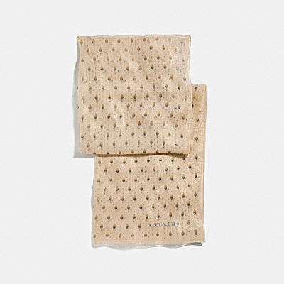 WESTERN IKAT印花圍巾