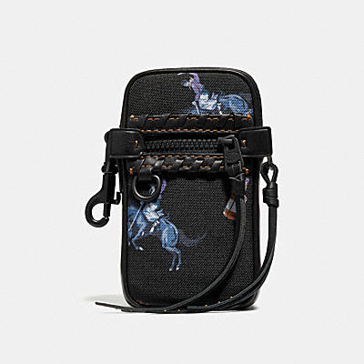 POUCH 9 WITH RODEO PRINT