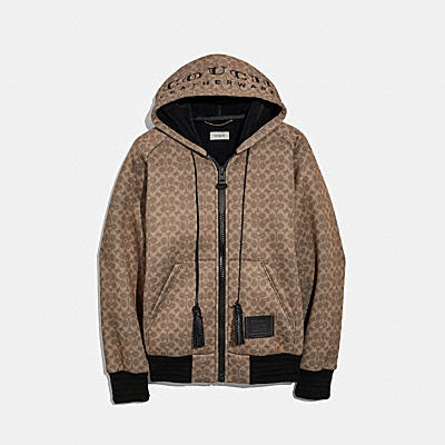 "SIGNATURE ""COUCH"" HOODIE"