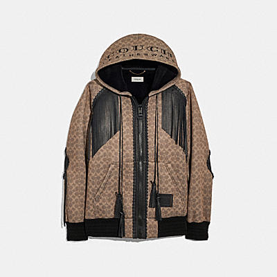 "SIGNATURE WESTERN ""COUCH"" HOODIE"