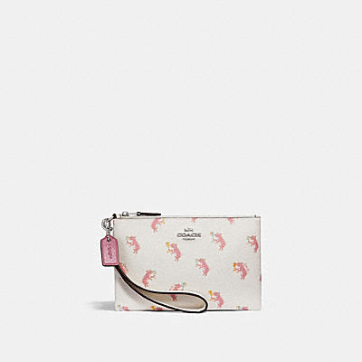 SMALL WRISTLET WITH PARTY PIG PRINT