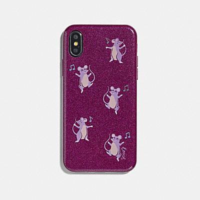 IPHONE X/XS ケース ウィズ パーティー マウス プリント