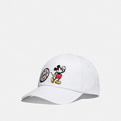 コーチ COACHのディズニー X コーチ |DISNEY X COACH ミッキーマウス ベースボール ハット