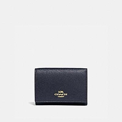 コーチ COACHの二つ折り財布&ミニ財布 |スモール フラップ ウォレット