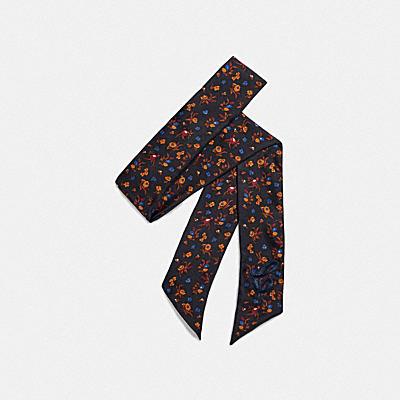 リトル ガーデン スキニー スカーフ