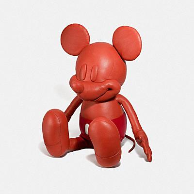DISNEY X COACH ミディアム ミッキーマウス コレクティブル
