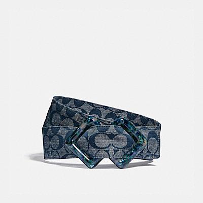 45mm 다이아몬드 슬라이더 샴브레이 벨트