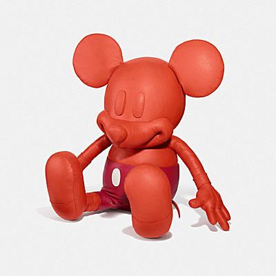 コーチ COACHのディズニー X コーチ |DISNEY X COACH ラージ ミッキーマウス コレクティブル