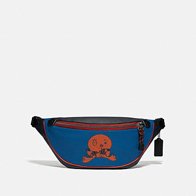 RIVINGTON BELT BAG WITH HAPPY HORSE AND CARRIAGE