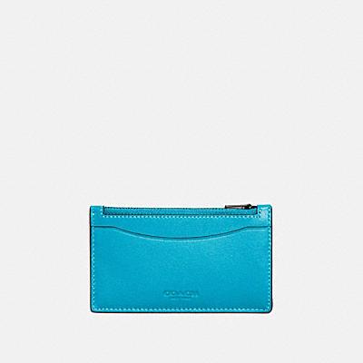 コーチ COACHの全ての財布&革小物 |ジップ カード ケース