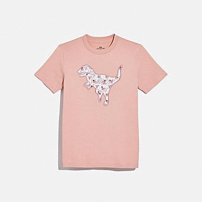 REXY HEART POSY T恤