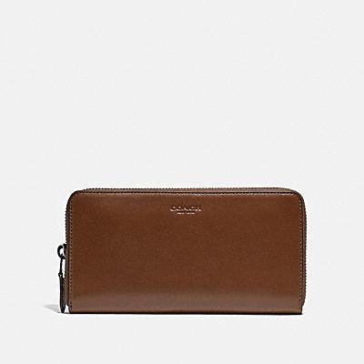 コーチ COACHの長財布 |アコーディオン ウォレット