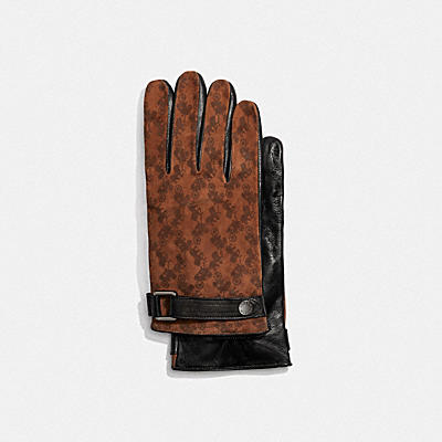 HORSE AND CARRIAGE TECH NAPA GLOVES
