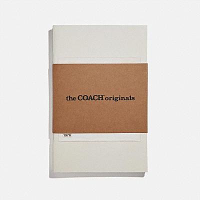 THE COACH ORIGINALS系列筆記套裝