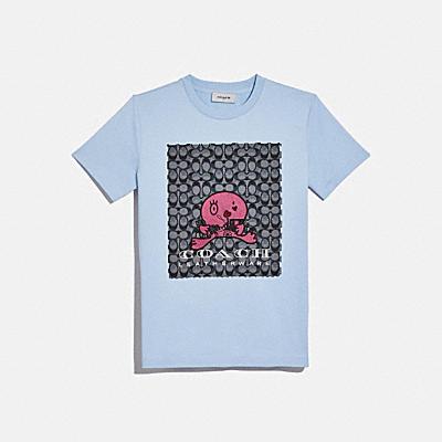 해피 호스 앤 캐리지 티셔츠