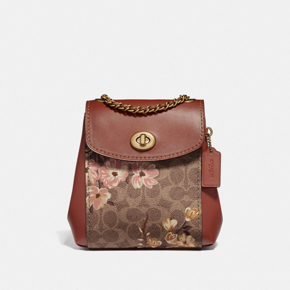 83a6bb67 COACH Official Site Official page | PARKER CONVERTIBLE BACKPACK 16 ...