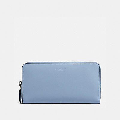 ACCORDION ZIP WALLET
