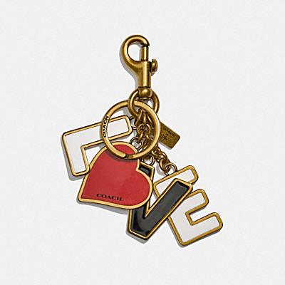 コーチ COACHの全てのファッション小物 |COACH X Kōki, バッグ チャーム