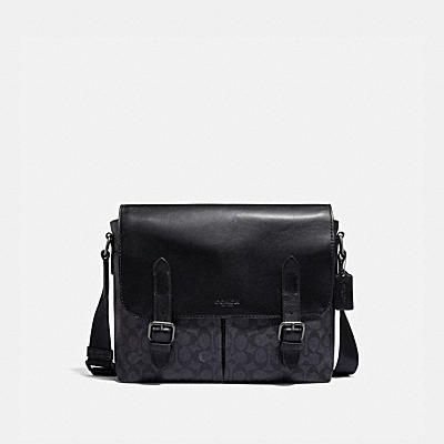 METROPOLITAN SOFT MESSENGER IN SIGNATURE CANVAS