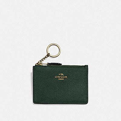 コーチ COACHの財布&革小物 |ミニ スキニー ID ケース