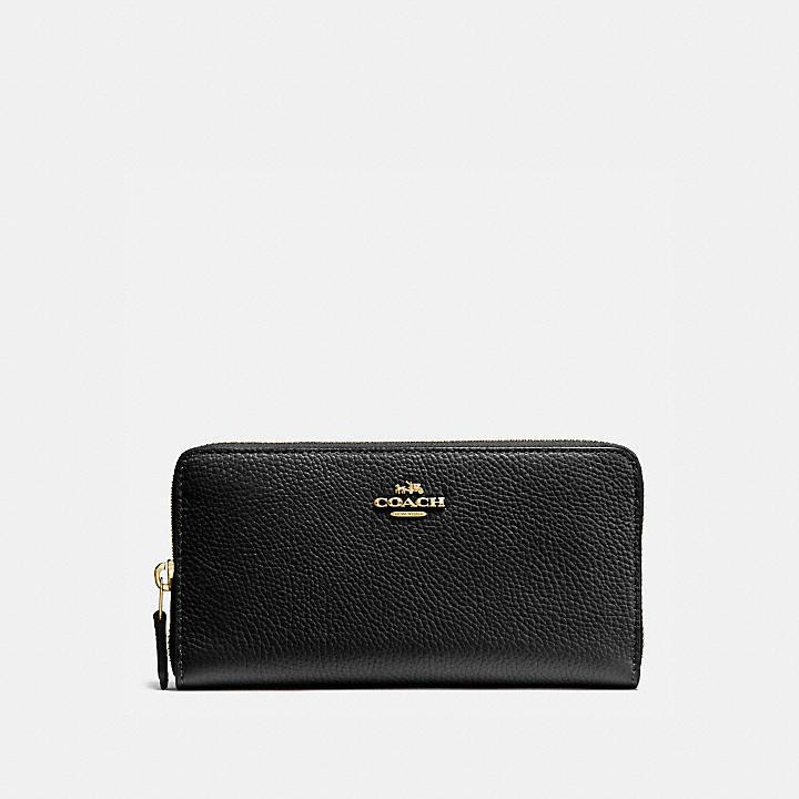 50代女性におすすめのコーチの財布