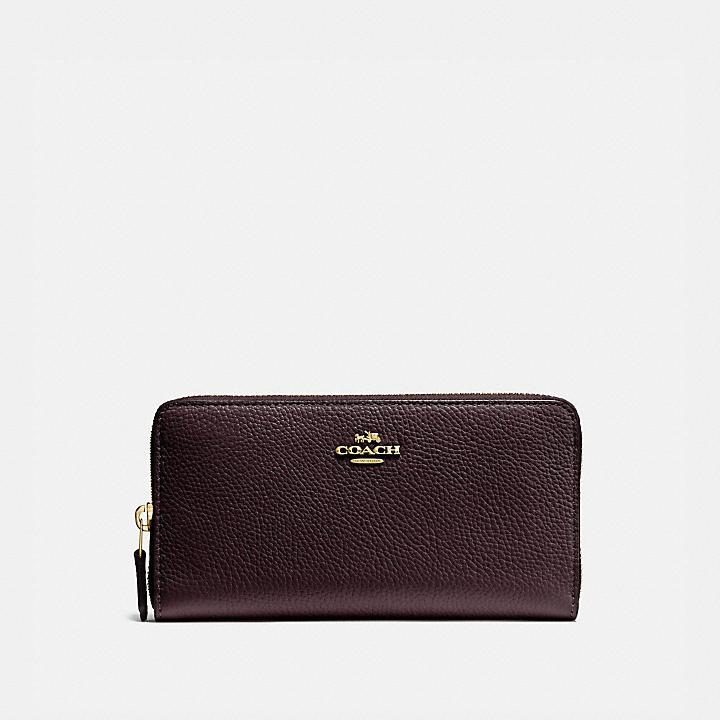 50代女性に人気のコーチの財布
