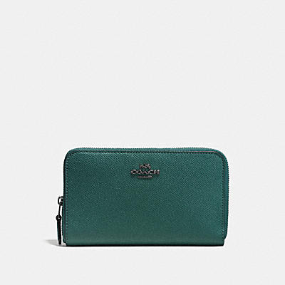 MEDIUM ZIP AROUND WALLET