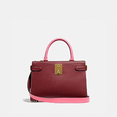 HUTTON CARRYALL IN COLORBLOCK